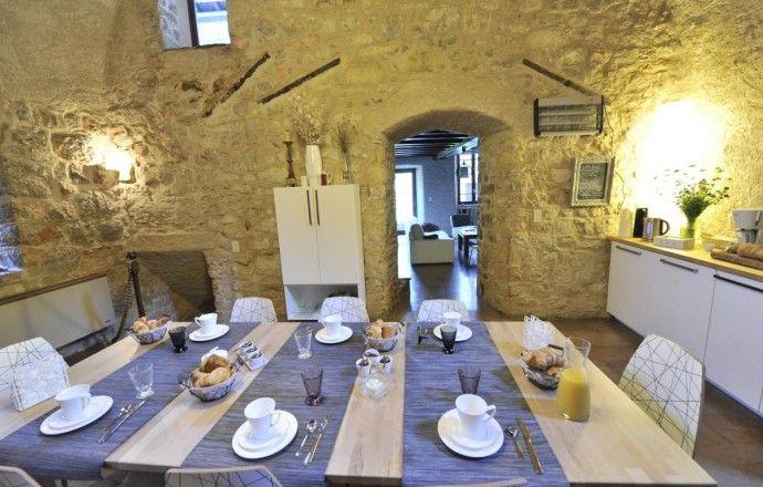 Petit Dejeuner Gite De France Locations Vacances Gite