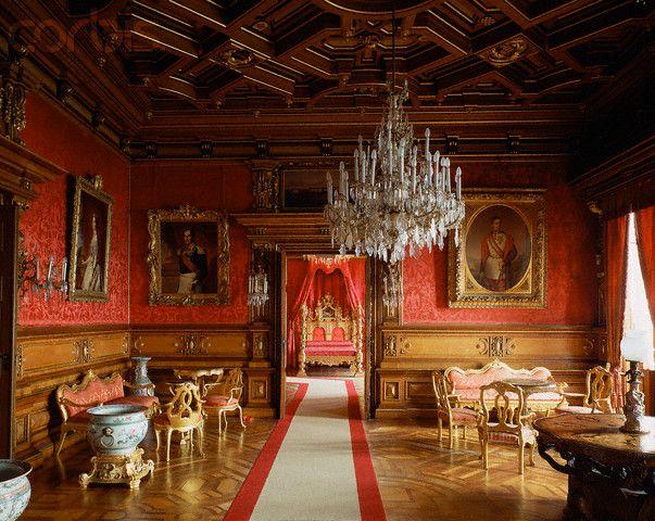 castello di miramare trieste french interiors french style pinterest. Black Bedroom Furniture Sets. Home Design Ideas