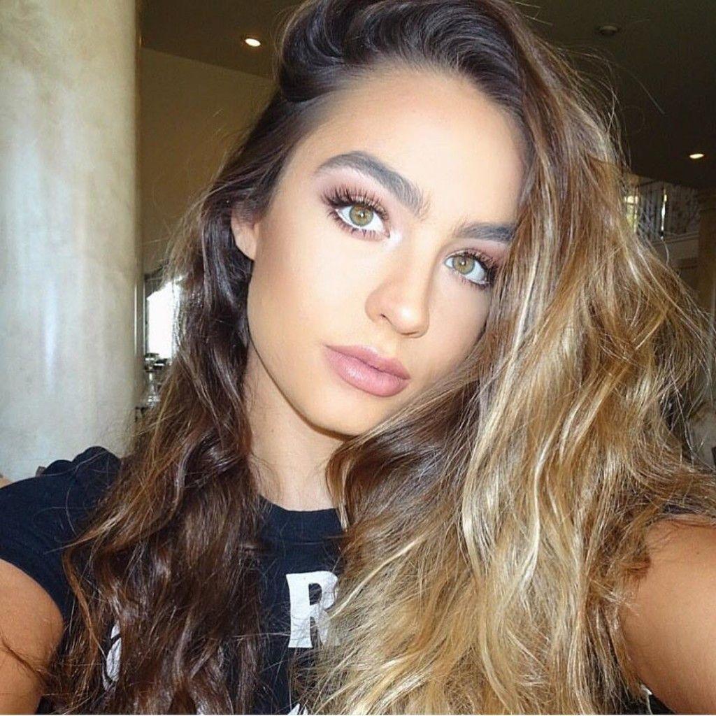 Sommer Ray Queen Of Instagram And Belfies Imdbabes Cara Hermosa Caras Rostros