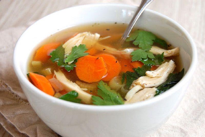 Crock Pot Turkey Soup