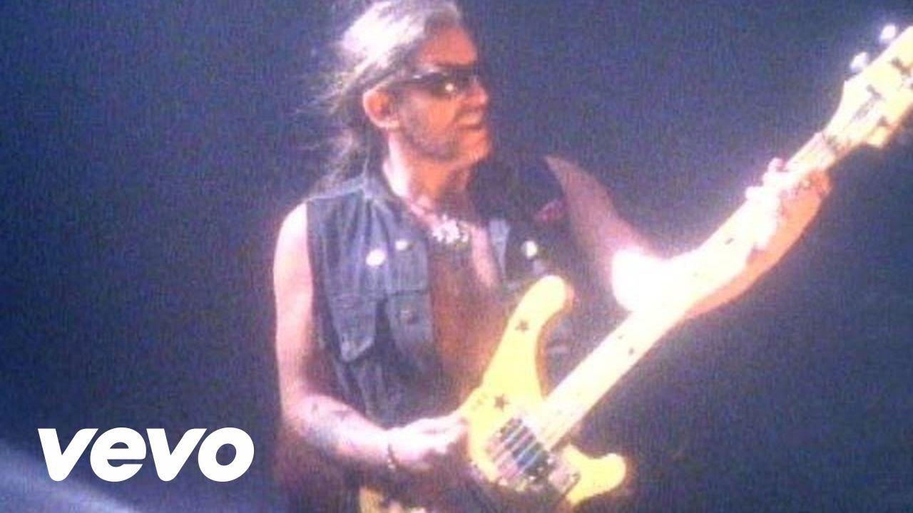 Motörhead hellraiser motorhead motörheadus official music video