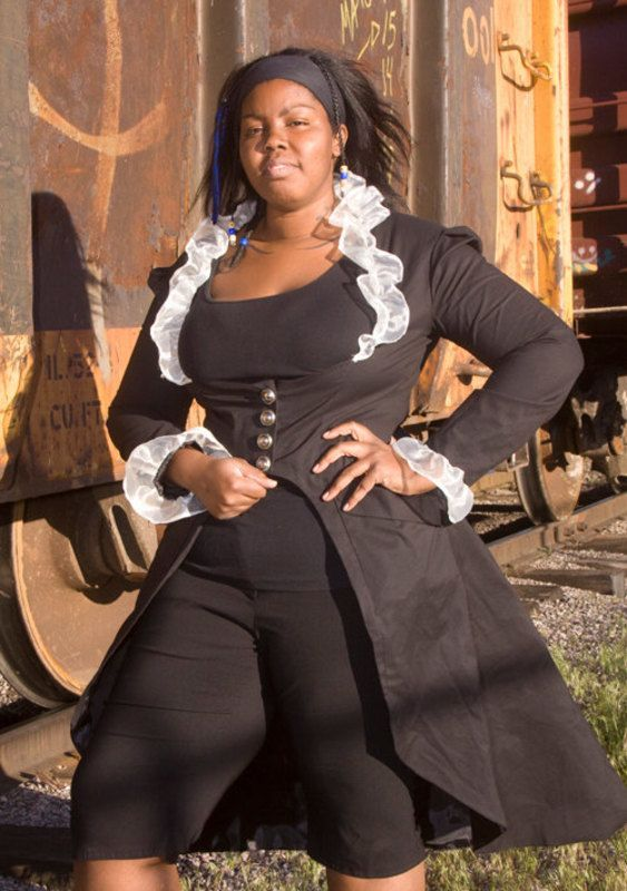 image result for plus size steampunk | reference | pinterest
