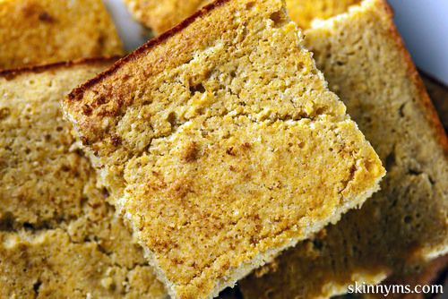 Old-Fashioned Cornbread is a simple quick bread recipe- it's made without yeast but with baking powder as a leavener, and rises while baking...