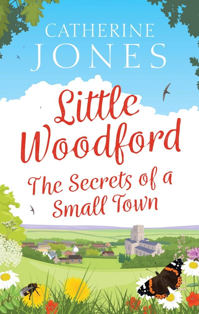 Blog Tour: Little Woodford- The Secrets of a Small Town by