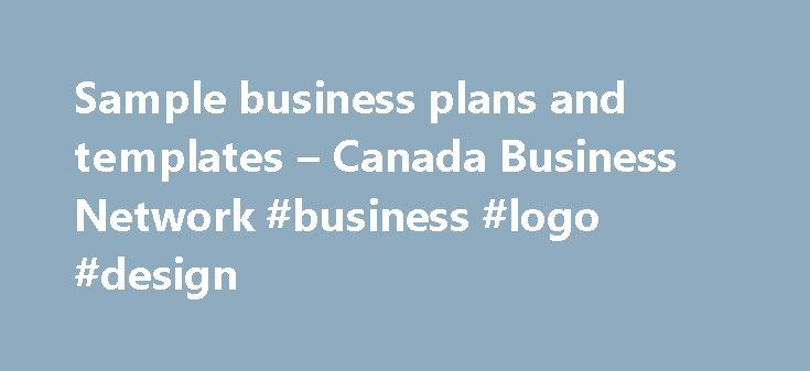 Sample business plans and templates \u2013 Canada Business Network - sample personal financial statement example