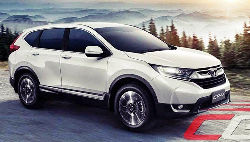 Honda Crv 2018 Suv Spec Camionetas Familiares Autos Carro Deportivos