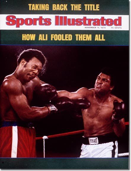 Sports Illustrated Boxing Covers 1970s Sports Illustrated Covers Sports Illustrated Sports Magazine Covers