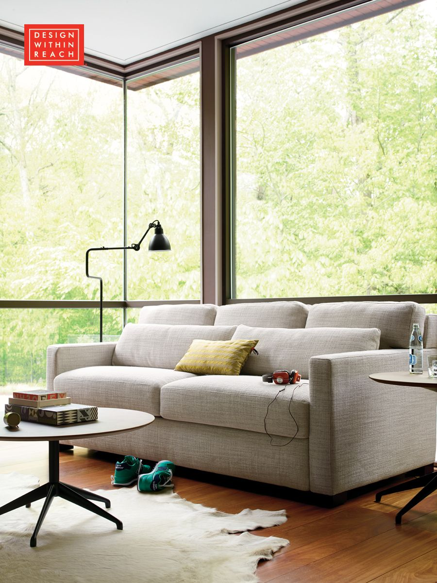 Reid Sofa Designed By Jeffrey Bernett And Nicholas Dodziuk Design Within Reach