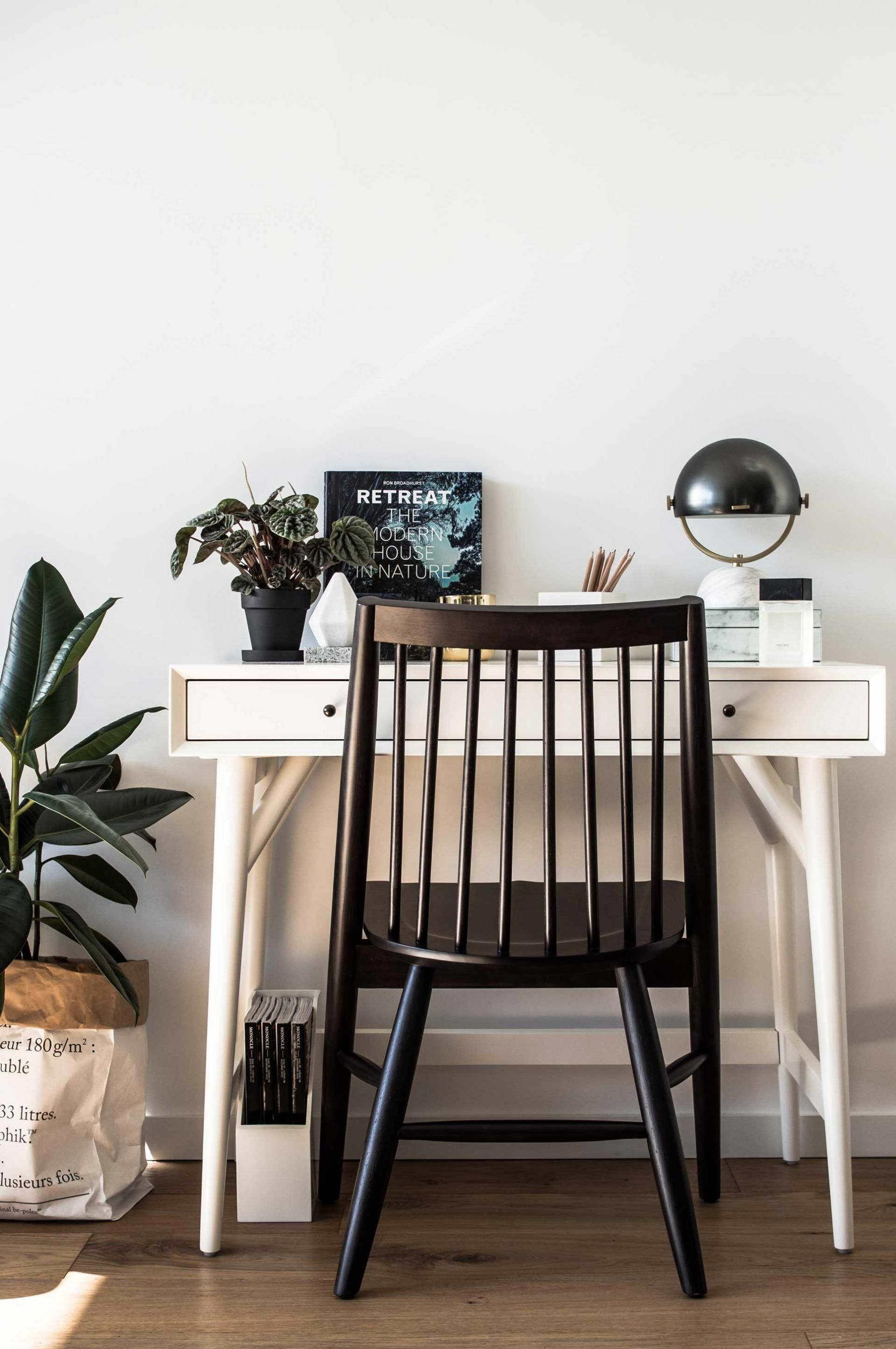 5 Style Tips From Blogger Matthew Harrisons Work Space