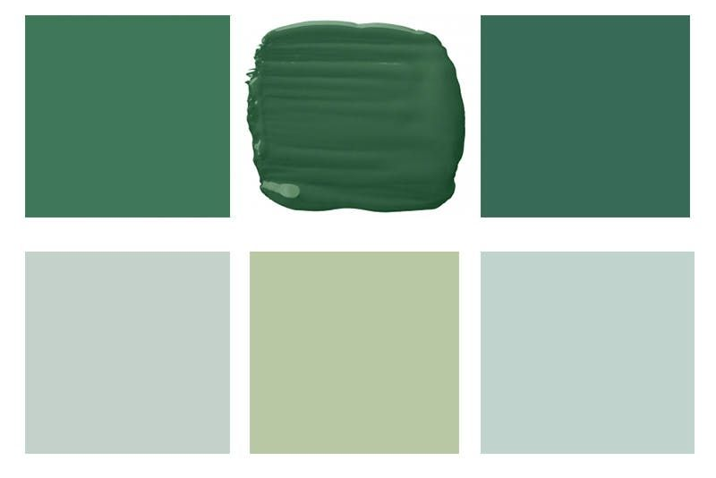 Want To Boost Your Creativity And Productivity Try These Paint Colors Best Paint Colors Office Paint Colors Cool Paintings