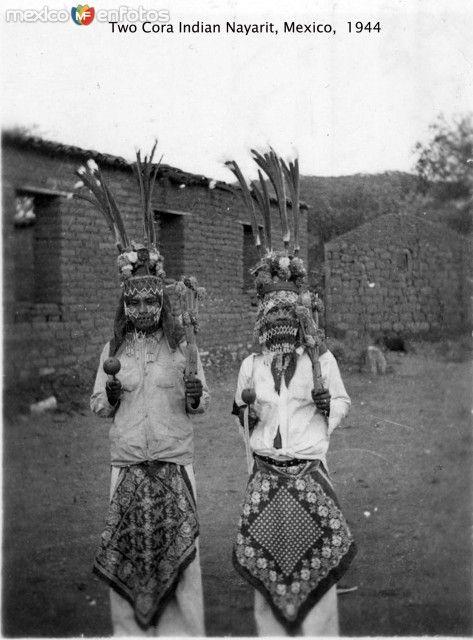 Indios Cora Hacia 1944