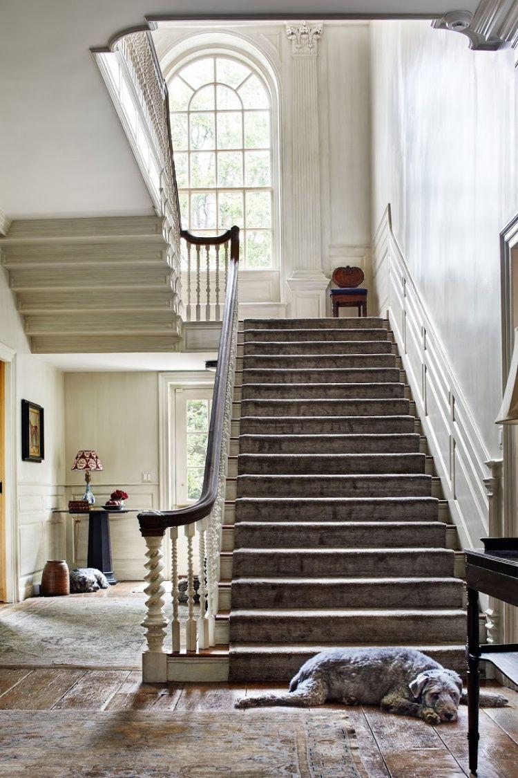 House Tour: Washington, DC's Oldest Home Restored - Design Chic