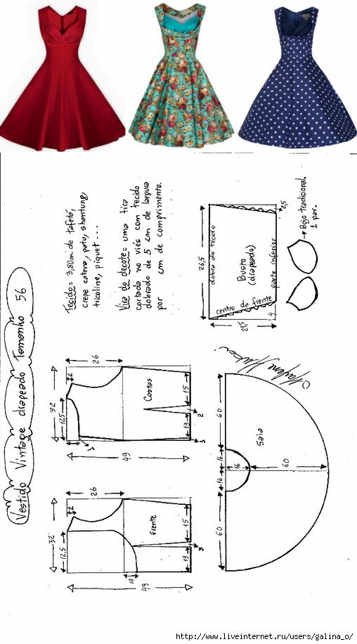 Шьем и переделываем-3 | Patrones, Costura y Molde