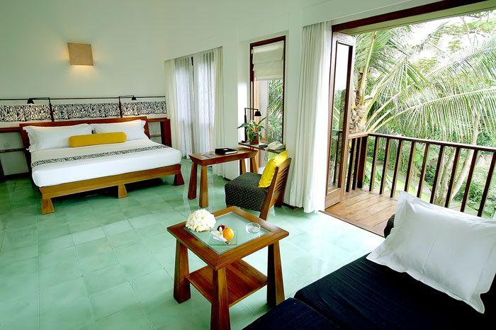 Situado en el corazón de la isla más exótica indonesia de bali se encuentra el
