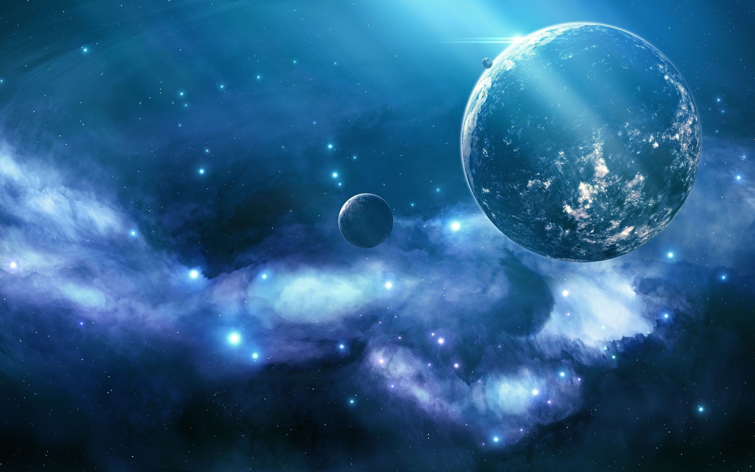 Digital Universe Planets Fantasy Space Pictures Hd