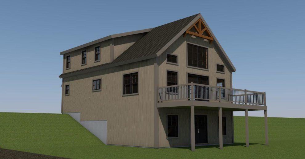 What Drives Cost At Yankee Barn Homes Yankee Barn Homes Barn House Barn Apartment Plans