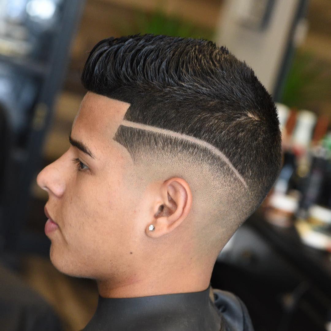 Short Quiff Hard Part Low Fade Men S Haircuts Coupe Cheveux Homme Coiffure Homme Cheveux Homme