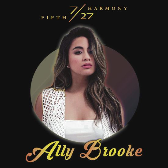 ALLY BROOKE HERNANDEZ FROM FIFTH HARMONY CUTE PHOTO. THIS DESIGN AVAILABLE ON T-SHIRT, IPHONE CASE, MUG, AND 20 OTHER PRODUCTS. CHECK THEM OUT HARMONIZER.