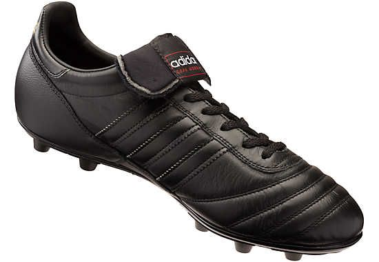 adidas Copa Mundial FG Soccer Cleats - Blackout -- the perfect shoe ... d7efd748d5af3