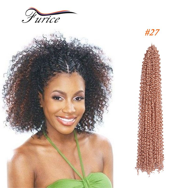 PRECURLED BOHEMIAN (1B Off Black) Freetress Crochet