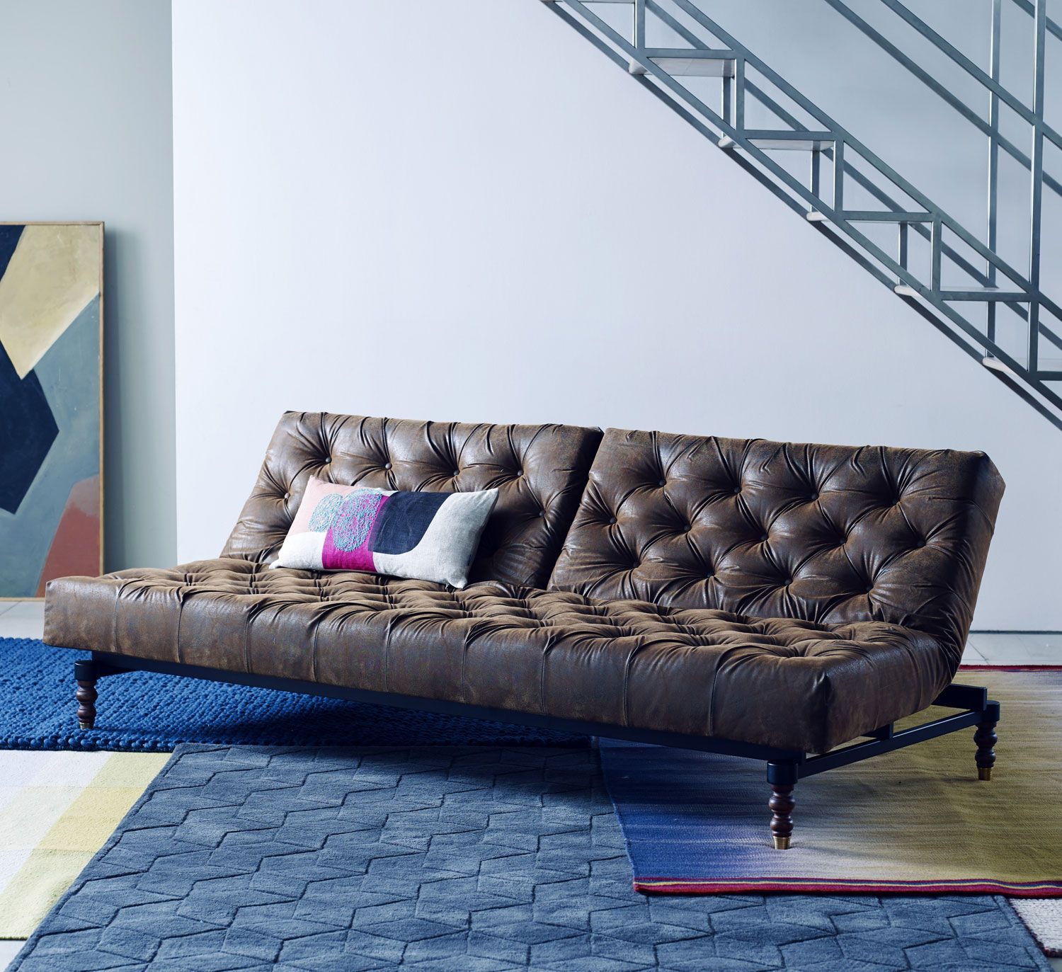 Fine I Like This Sofa From Heals Because It Is Brown Leather And Alphanode Cool Chair Designs And Ideas Alphanodeonline