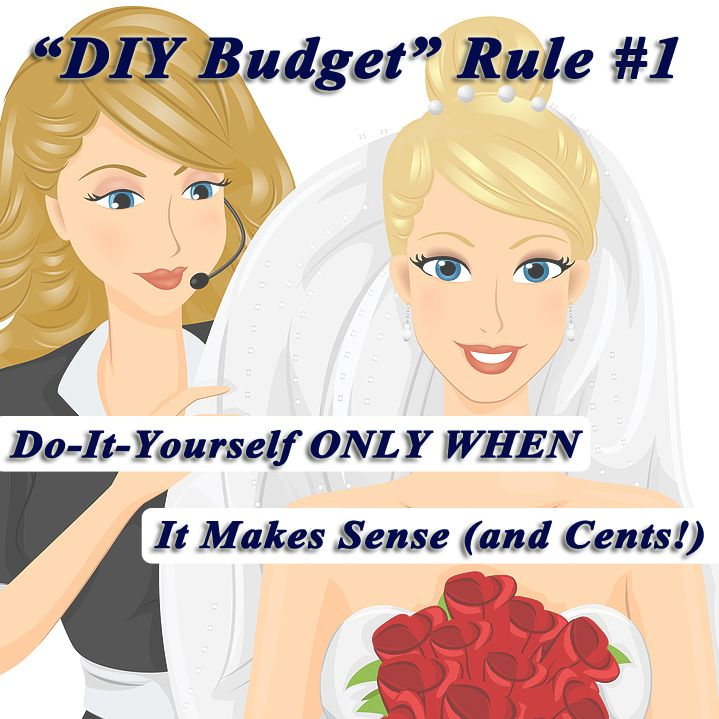 Rule 1 do it yourself only when it both makes sense and is diy budget rule do it yourself only where it makes sense lots of tips on making your own veil plus some veils online are pretty inexpensive and make solutioingenieria Gallery