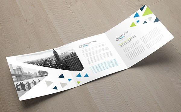 Really Beautiful Brochure Designs Templates For Inspiration - Free tri fold brochure design templates