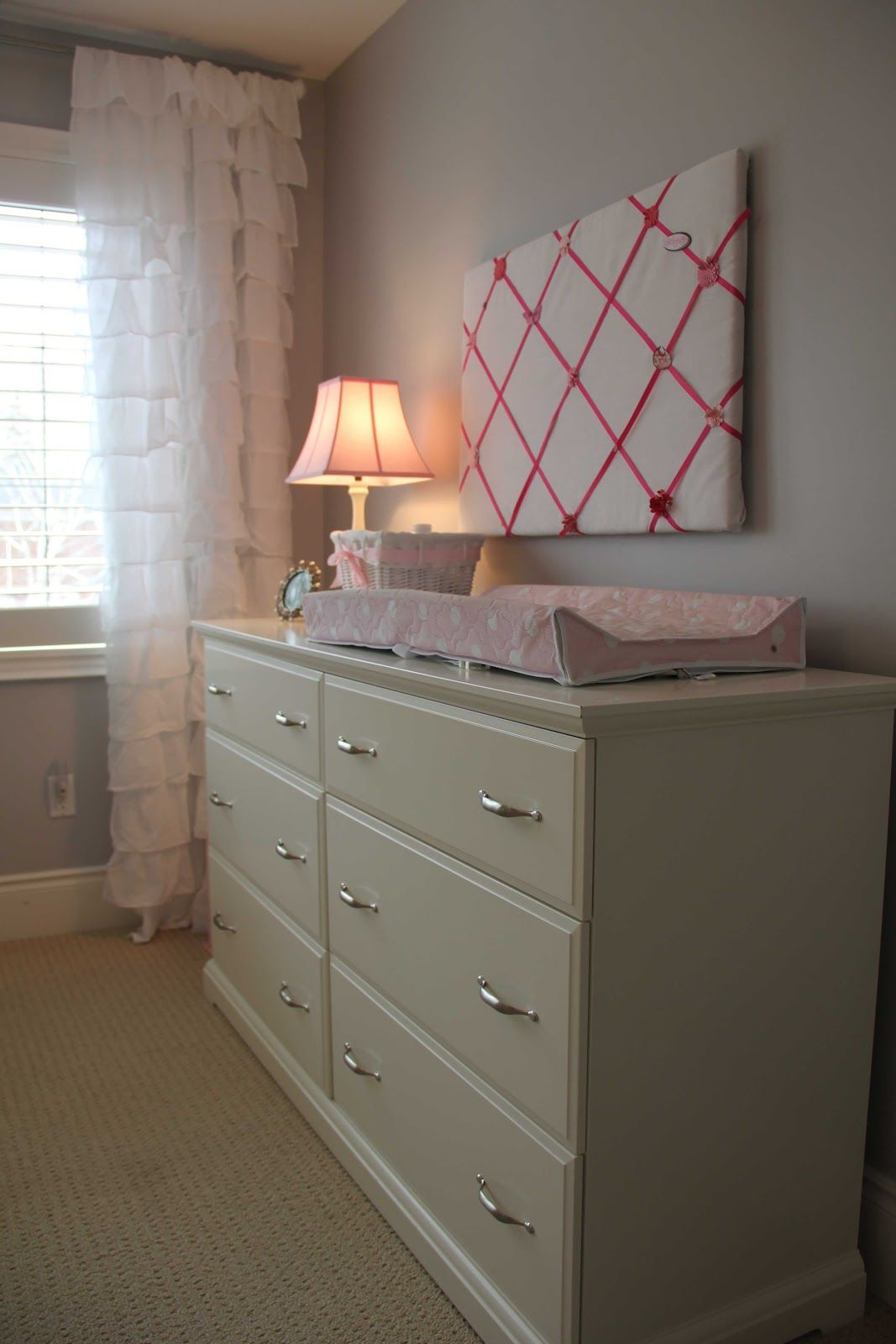Ikea Birkeland Dresser Use It As A Changing Table Too
