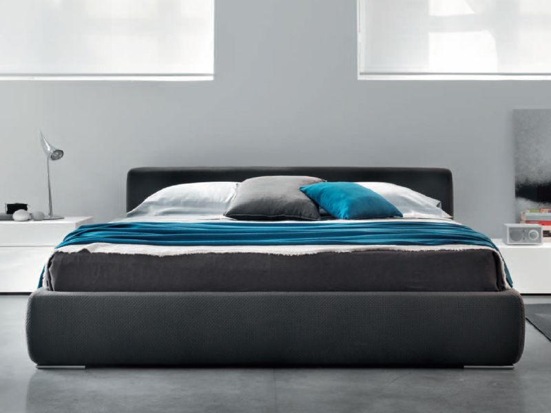 Feg Mobili ~ Upholstered double bed cloud by feg mobili design paolo salvadè