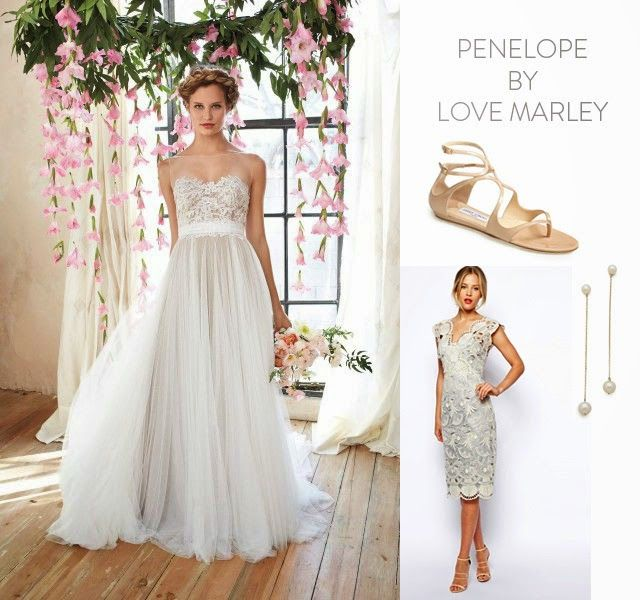 Wedding New Arrival Penelope By Love Marley