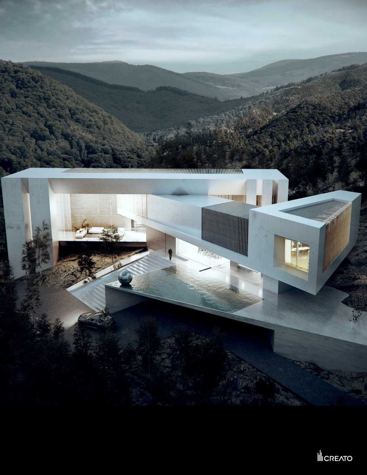 Pool House Plans Architecture Design Dream House Exterior Architecture