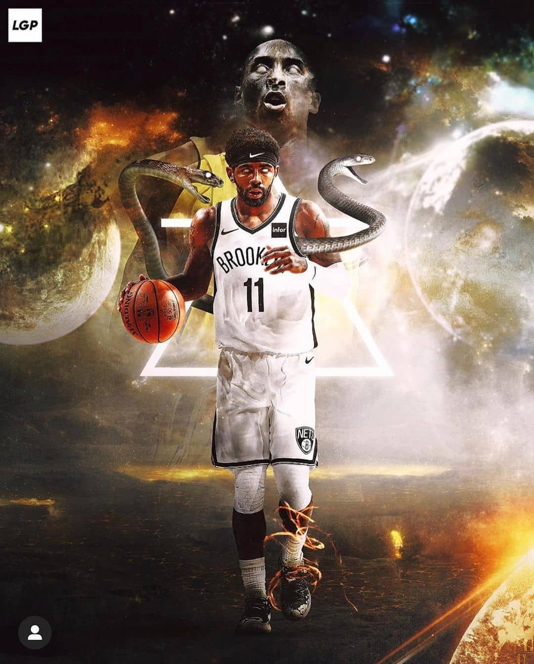 48 9k Likes 164 Comments Kyrie Irving Kyrieirving 11 On Instagram Irving Wallpapers Kyrie Kyrie Irving
