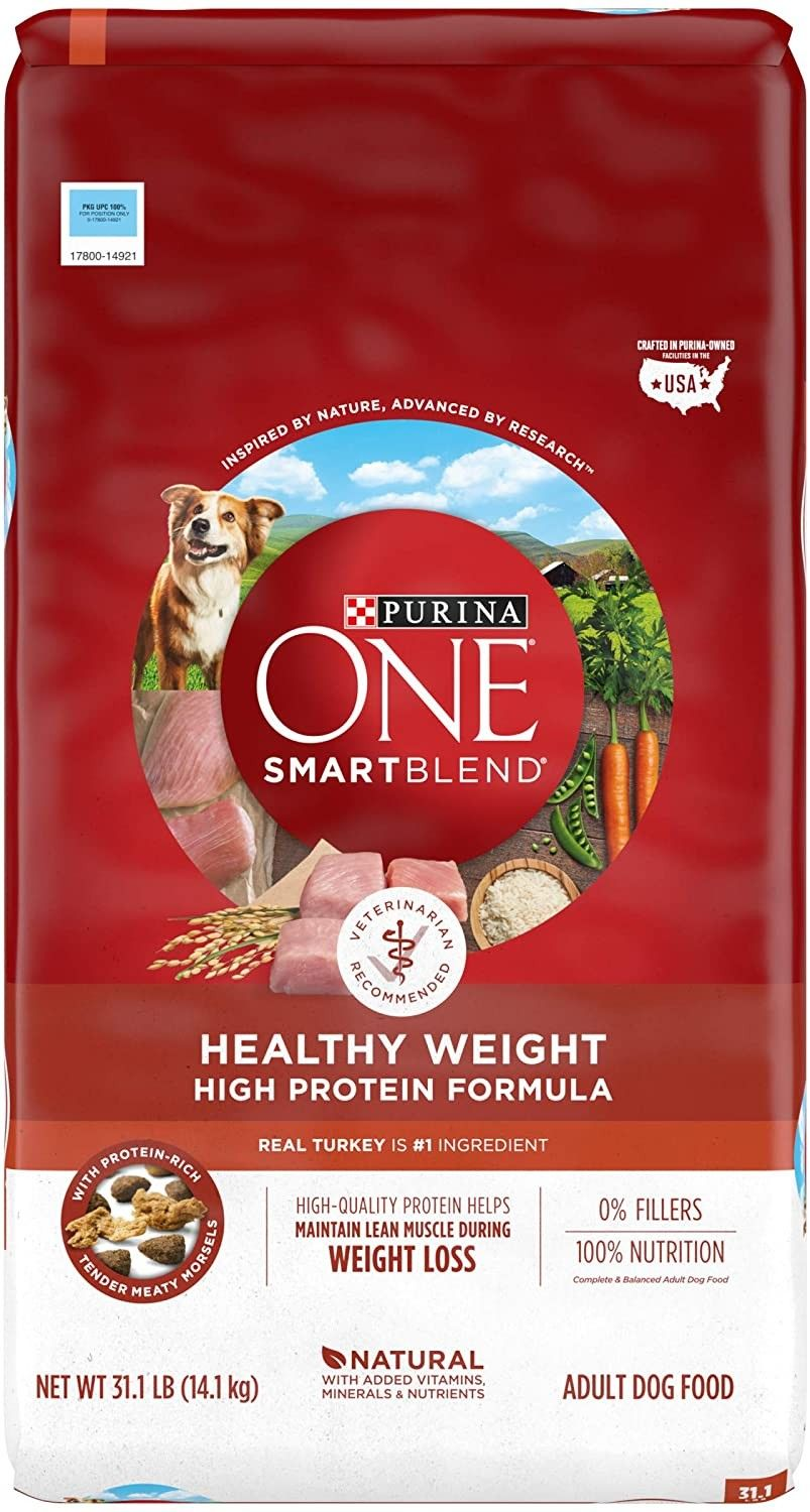 wet or dry dog food for weight loss