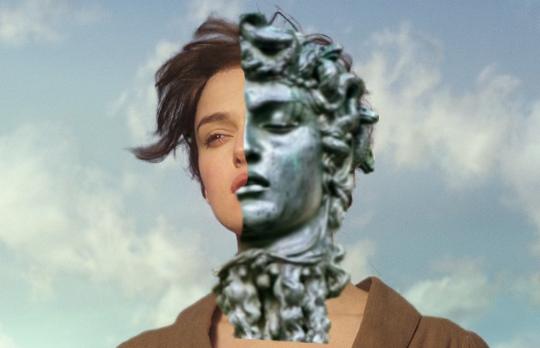 Josefa Cáceres Collage