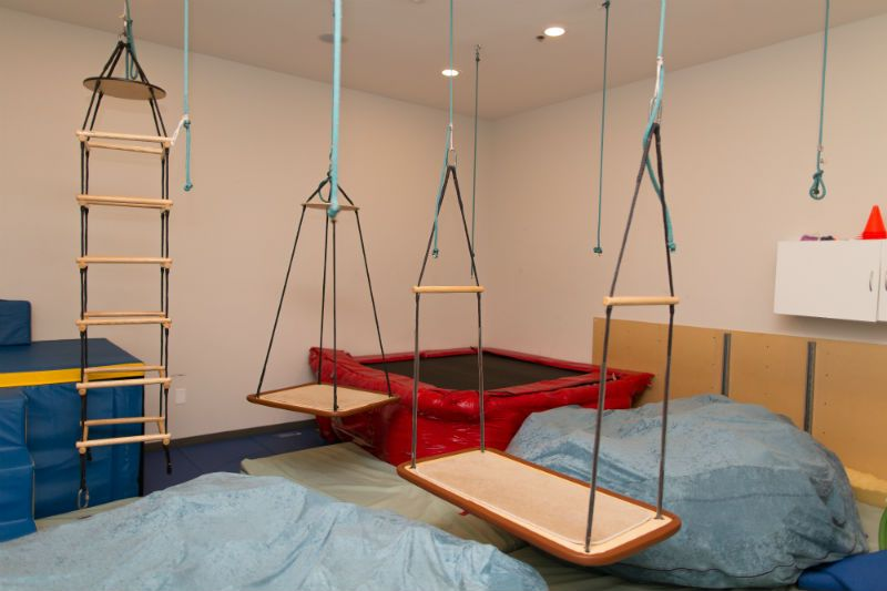 Luxury Sensory Gym at Home