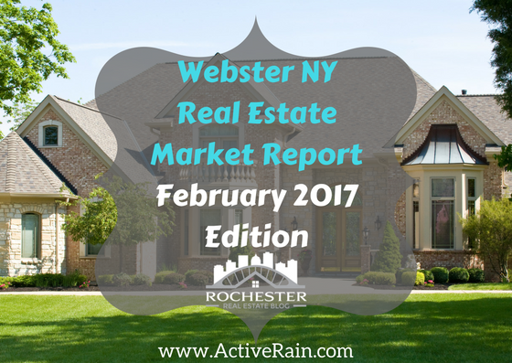 Webster Ny Real Estate Market Report Feb 17 Edition Real