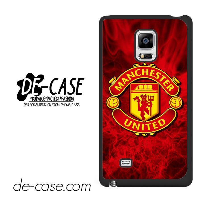Fire For Manchester United DEAL-4227 Samsung Phonecase Cover For Samsung Galaxy Note Edge