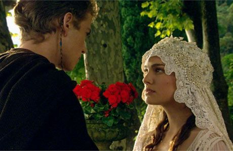 Anakin And Padme The Wedding