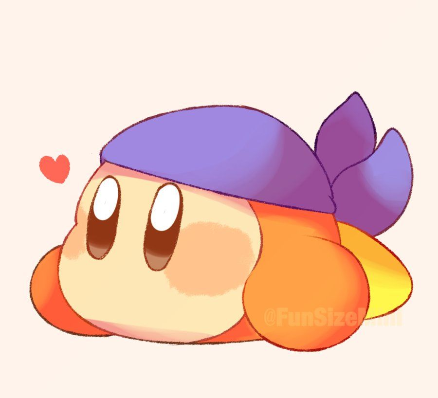 Bandana Waddle Dee Kirby Kirby Games Video Game