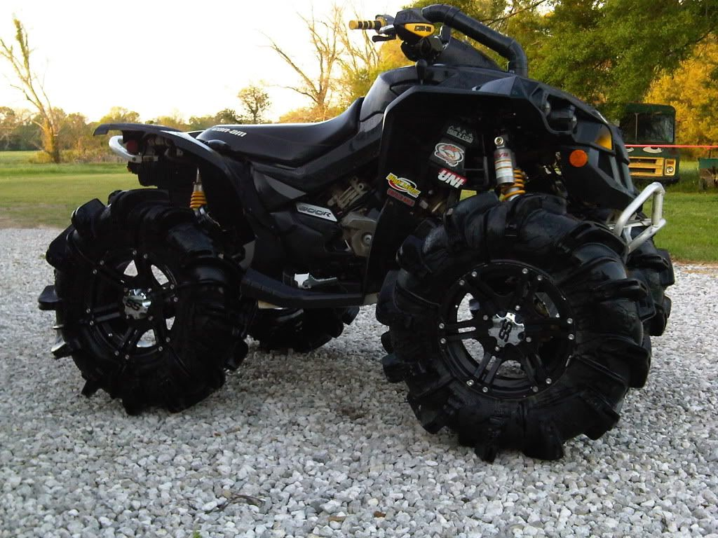 The official show off your can am thread high lifter forums