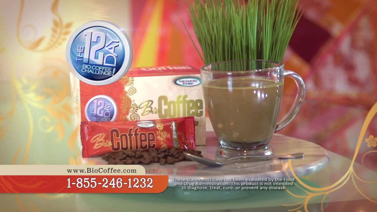 "BioCoffee 1 min infomercial -BioCoffee.com ""The Healthiest Coffee in the World"" | Healthy coffee ..."