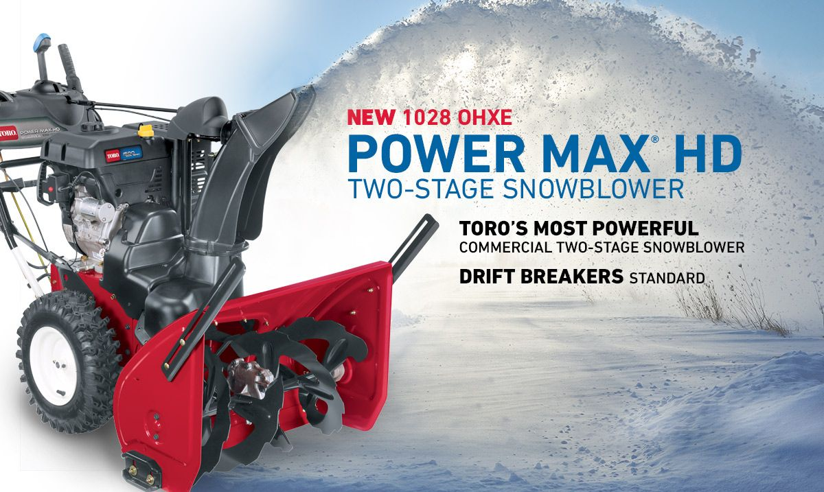 If you're looking for help clearing deep snow off your large