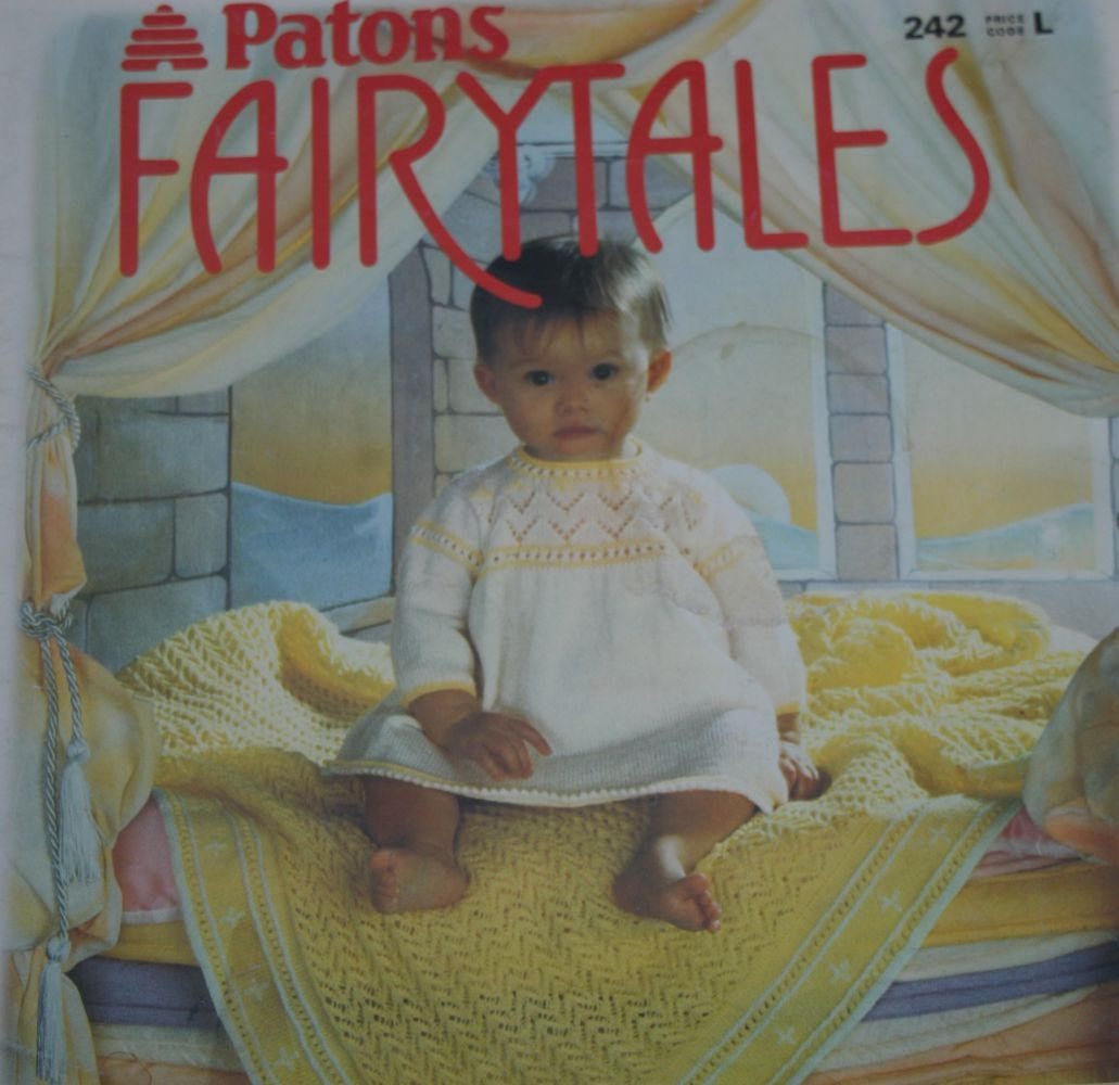 Baby Sweater Knitting Patterns Dresses Cardigans Blankets Patons ...