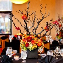 Gorgeous Centerpiece Inspiration For A Fall Wedding