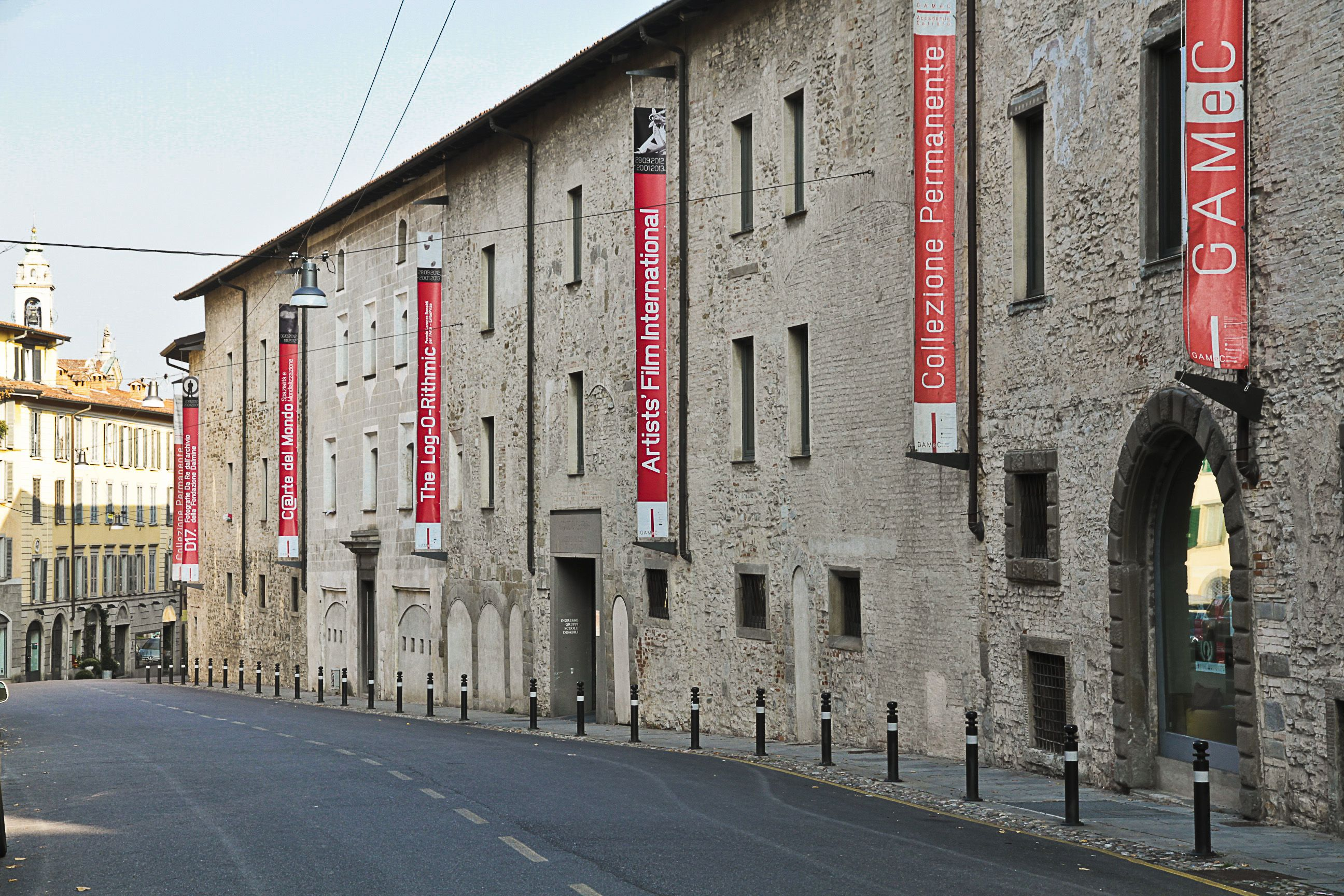 GAMeC, the Gallery of Modern and Contemporary Art in #Bergamo ...
