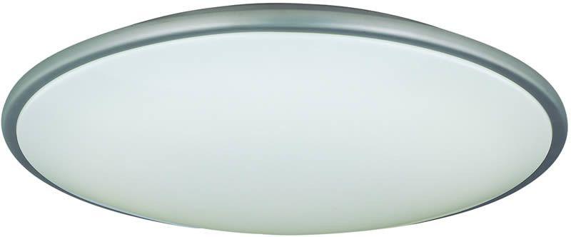 """0-034133>21""""""""w 2-Light Flushmount White"""