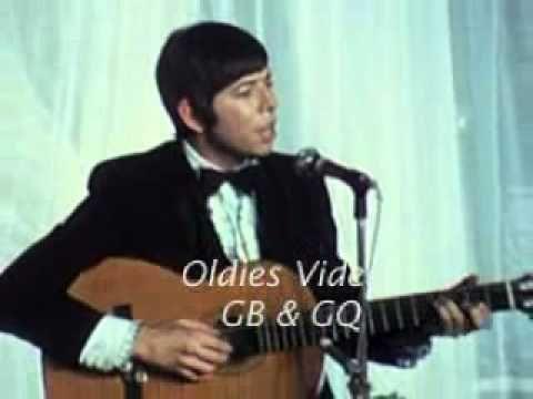 Bobby Goldsboro See The Funny Little Clown Tv Show Live Youtube Bobby Goldsboro Folk Song Pop Songs