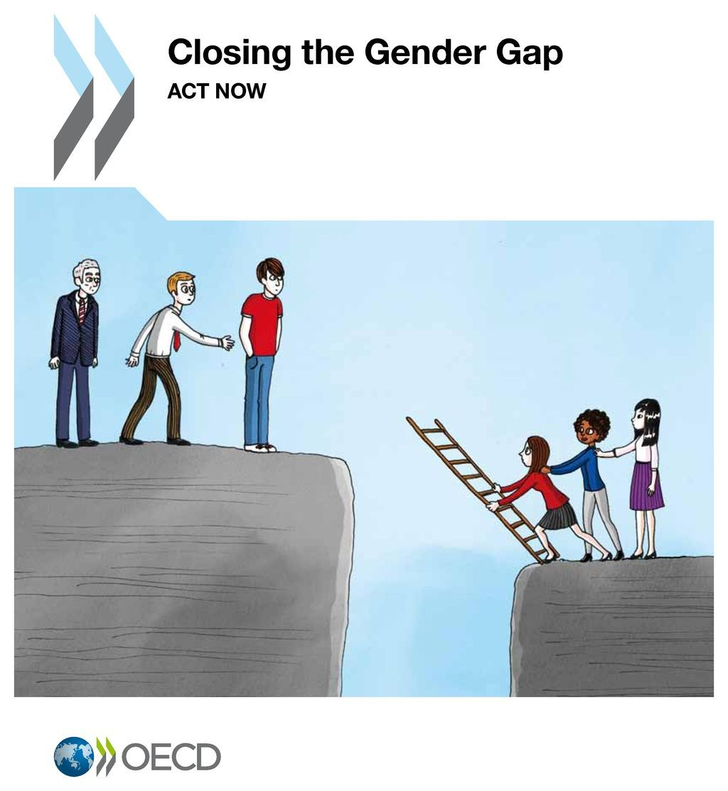 Gaps In Employment Closing The Gender Gap  Oecd Read Edition  Ηealth Policy And .