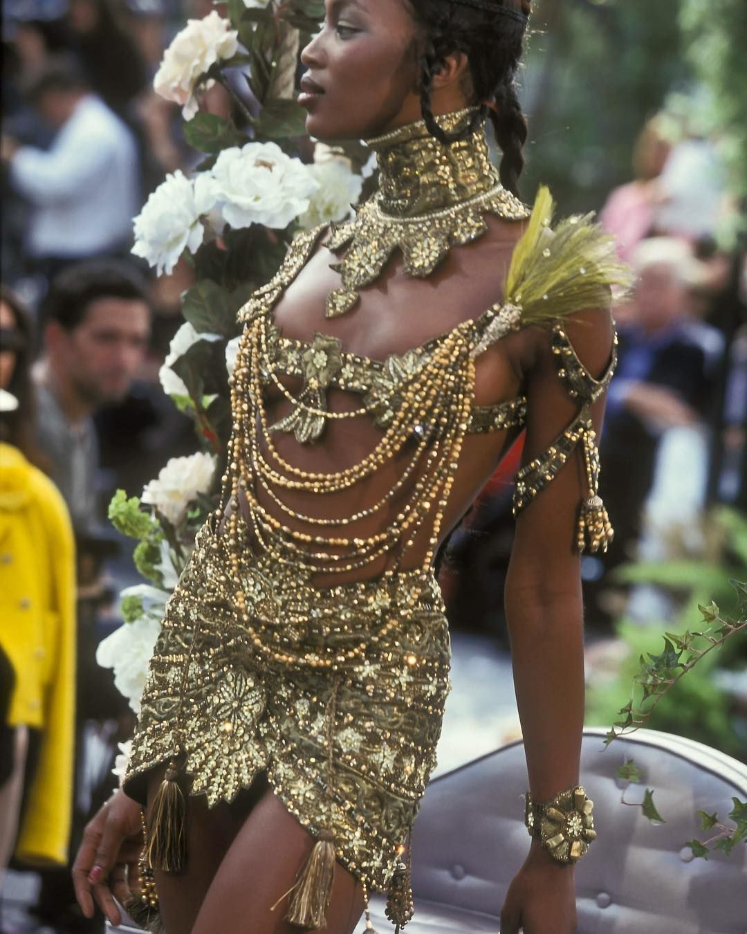 Fashion for relief 2019 : Naomi Campbell sublime tout