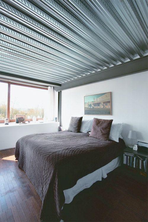 Maison loft à Saint-Cloud | Plan maison bois, Plan maison et Plan de maison américaine